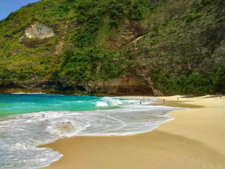 Kilingkong beach