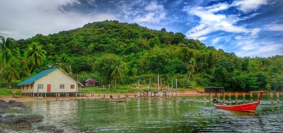 Ko Lanta Noi, Thajsko