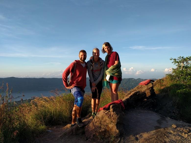 Batur - sunrise treking