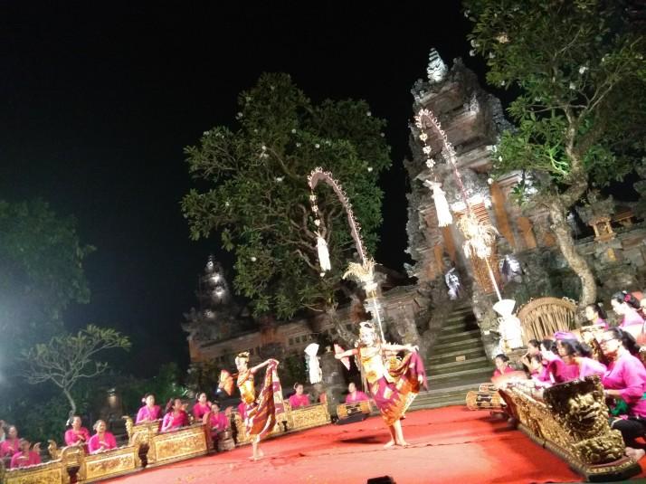 Saraswati Dance