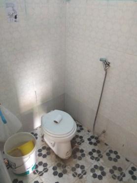 I toaletu jsme měli :)